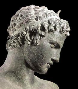 Plaats uit de griekse oudheid